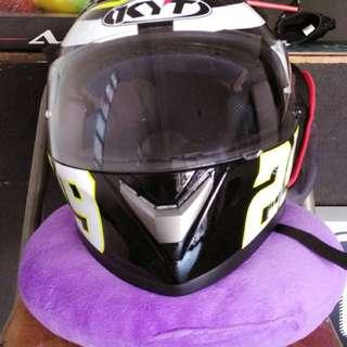 KYT Helmet size M