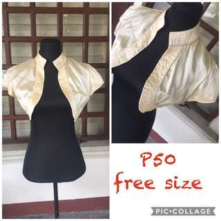 pre-loved bolero for women