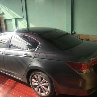 Rental Honda Accord 2012 2.4