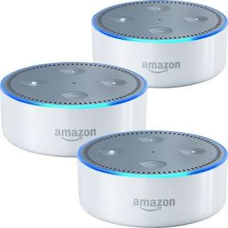 BNIB Amazon Echo Dot 2
