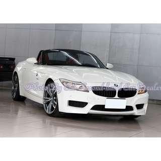 BMW Z4 35i 白 稀有紅內裝釋出