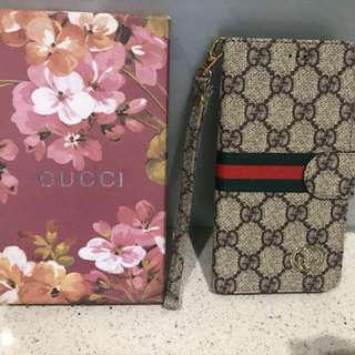 Gucci iPhone 6,7,8 Plus cover