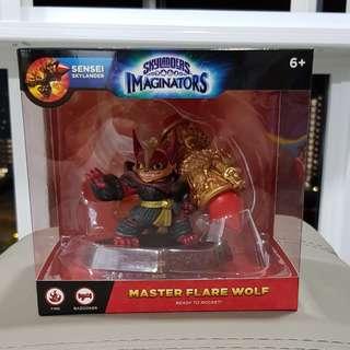 Skylanders Master Flare Wolf