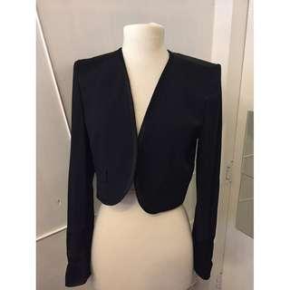 Sonia Rykiel Paris Black Slim Blazers- Sonia Rykiel Paris 黑色修身外套