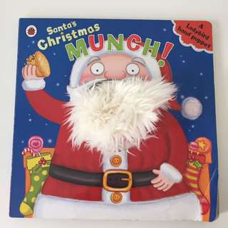 Santas Christmas munch