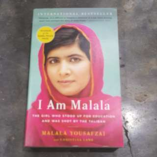 I am Malala ( International Bestseller)