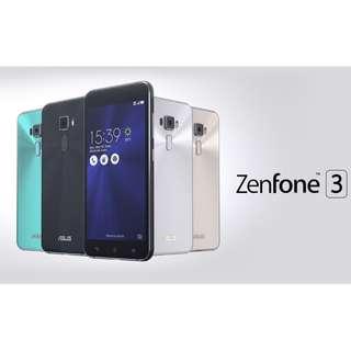 不議價 ASUS ZenFone 3 ZE520KL 32GB 四色可選
