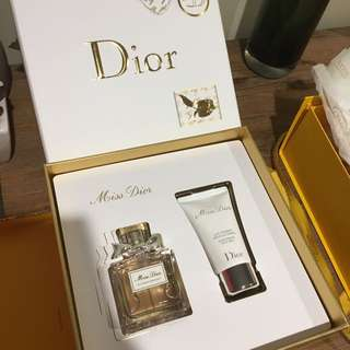 Miss Dior Blooming Bouquet 50ml Jewel Box Gift Set