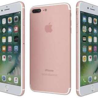 Apple iPhone 7 Plus (Rose Gold 32 GB)