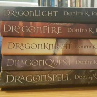DragonKeeper Series