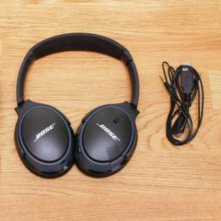 BOSE Soundlink 2 Wireless Bluetooth Headphones II