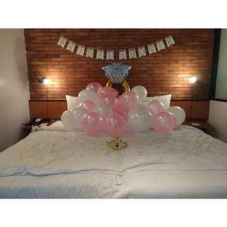 Paket bridalshower