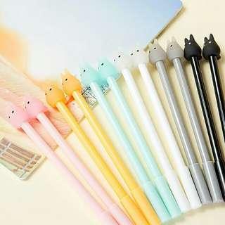 Cute Bunny Gel Pen