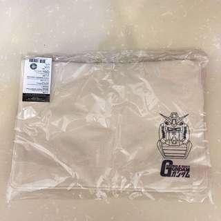 高達手提電腦袋  全新 100% cotton Size 9.94'' x13.8''