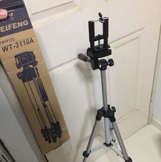 Long Tripod For Mobile And Camera