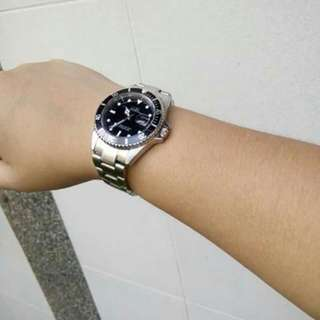 Musk Watch From Japan