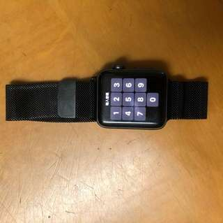 Apple Watch 2 Nike+ 黑色42mm