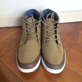 NEW LOOK SHOES HARDLY USED SIZE 8/42