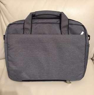 電腦袋 公事包 灰色