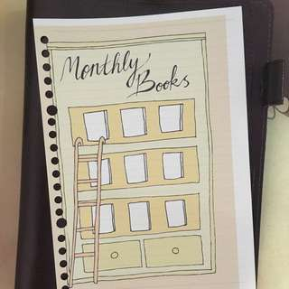Customize your planner