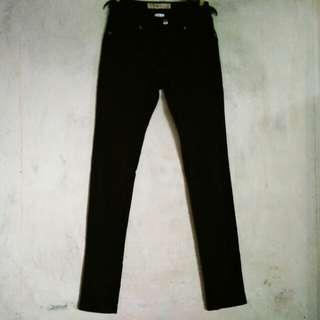 Pop Look Black Jegging Pants