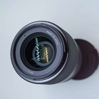 sigma 30mm f1.4 dc dn for sony E mount