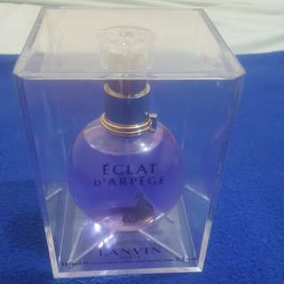 RUSH!!!  Eclat Lanvin Authentic Tester from US