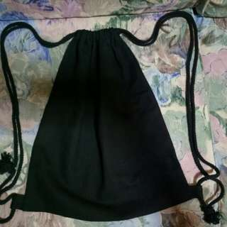 String bag plain