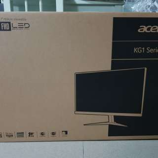 ACER KG271 LCD MONITOR