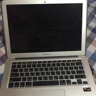 MacBook AIR 13吋 2013mid