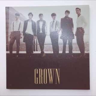 🚚 2PM Grown 專輯