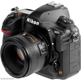 Nikon Nikkor 50mm 1.8G Brand New used 5times only.