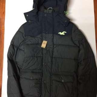 🚚 HOLLISTER保暖有型外套