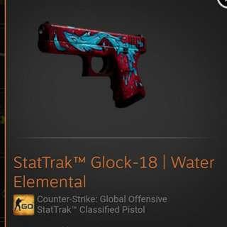 csgo stat track glock 18