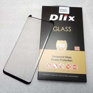 S8 Plus Tempered Glass Screen Protector Case Friendly