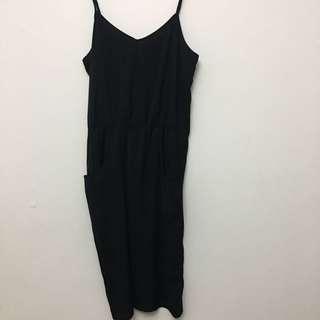 Sportsgirl black dress