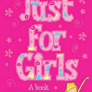 Just for Girls  by Sarah Delmege  Hardcover