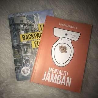 Inc postage KHAIRUL ABDULLAH BOOKS