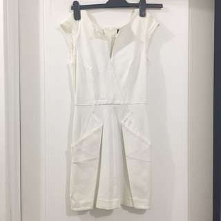 White dress Guess by Marciano