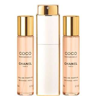 Chanel Coco Mademoiselle Twist and Spray 20ml x 3