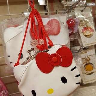 Hello kitty coins bag