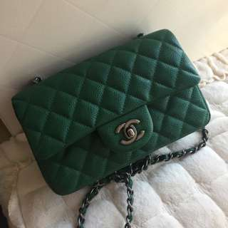 Chanel Caviar Mini Flap