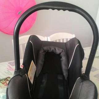 Baby Carrier Or Car Seat