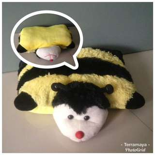 Bee pillow/toy