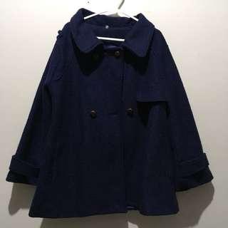 🚚 深藍色外套