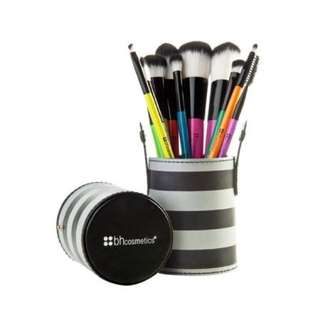 BH Cosmetics Pop Art - 10 Piece Brush Set