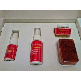 (Free Normal mail)Nurassya skincare