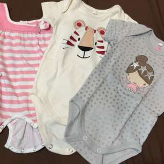 Onesies for 6-9 months