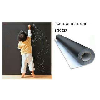 Blackboard/Whiteboard Wall Sticker