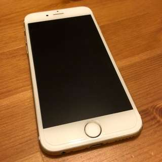 Iphone 6 - Gold - 64gb